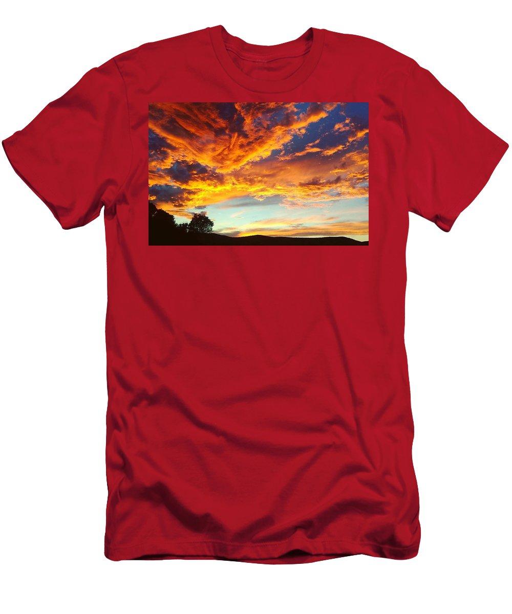 Life T-Shirt featuring the digital art Sedona by Kristina Gerth