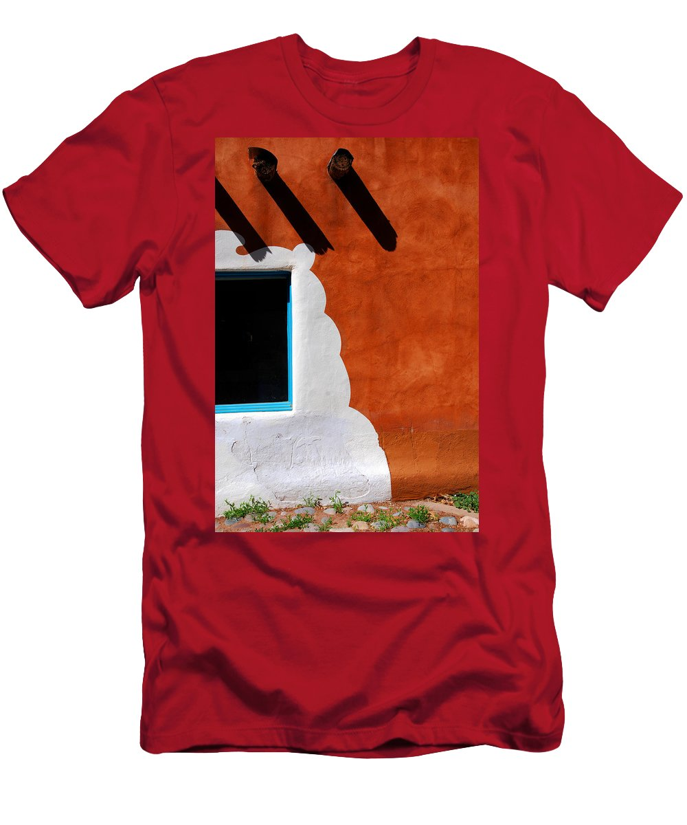 Photography Men's T-Shirt (Athletic Fit) featuring the photograph The Magic Of Santa Fe by Susanne Van Hulst