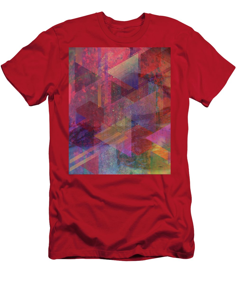 Another Place T-Shirt featuring the digital art Another Place by John Robert Beck
