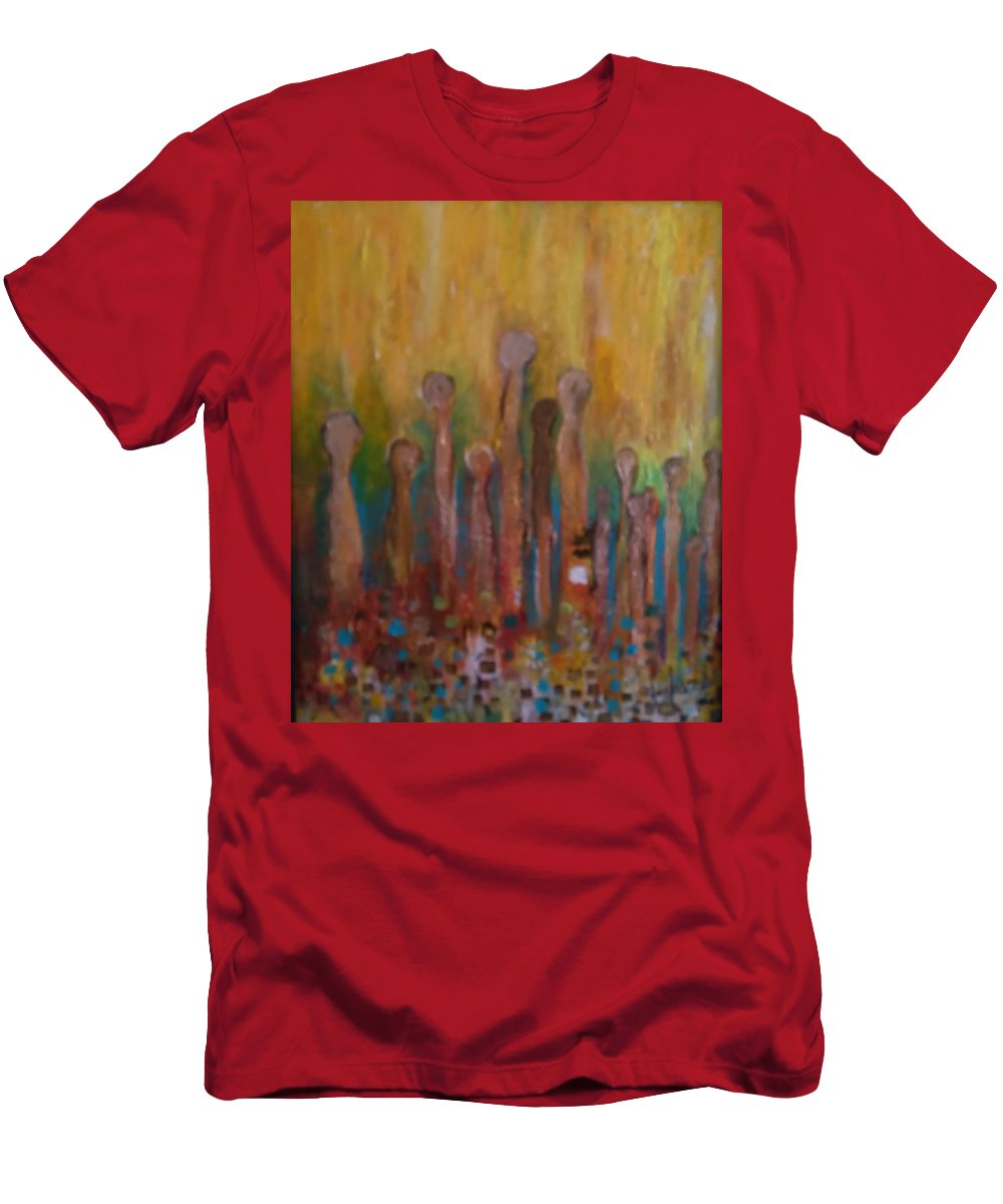 T-Shirt featuring the painting Ascension by Carol P Kingsley
