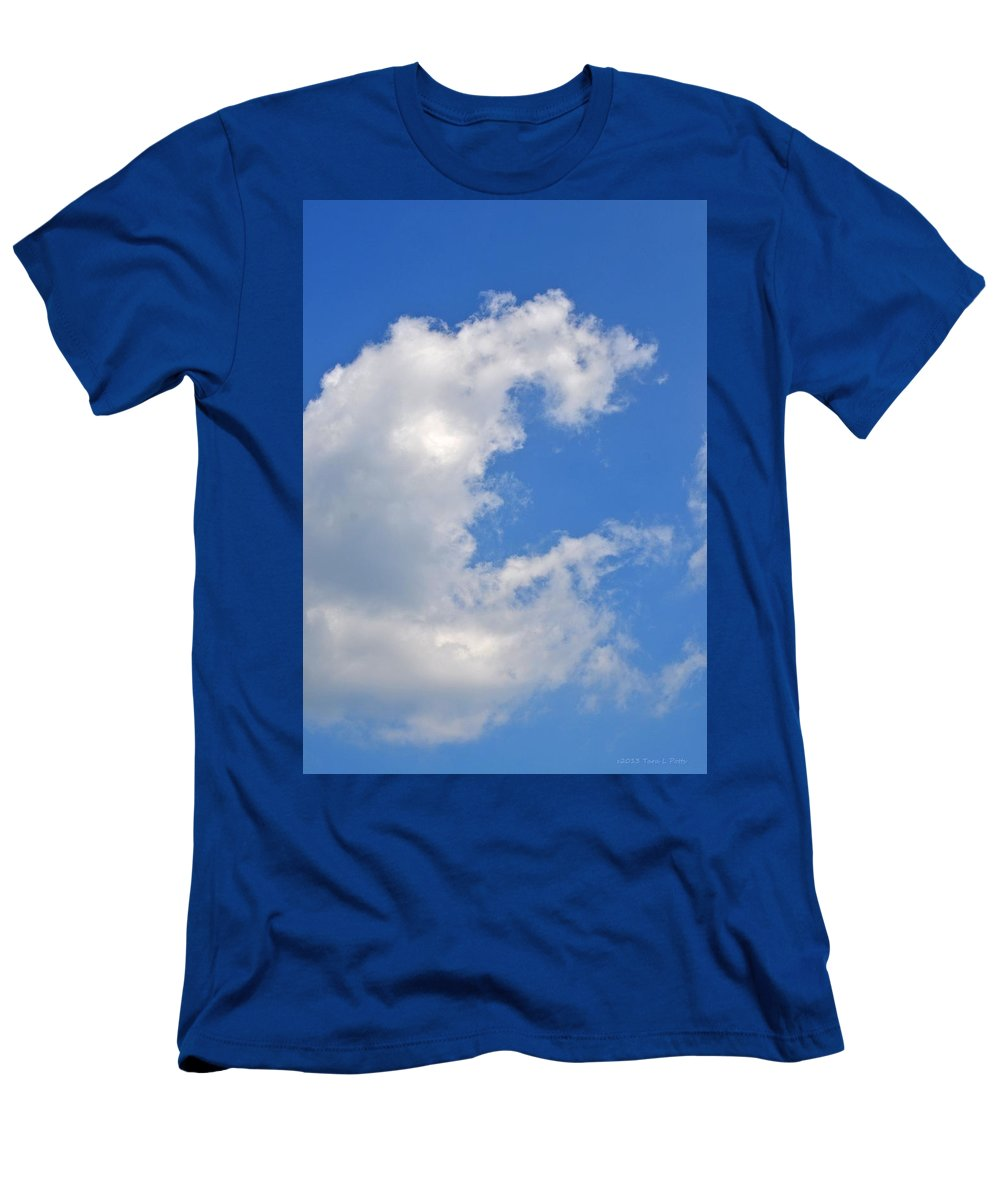 C Men's T-Shirt (Athletic Fit) featuring the photograph C by Tara Potts
