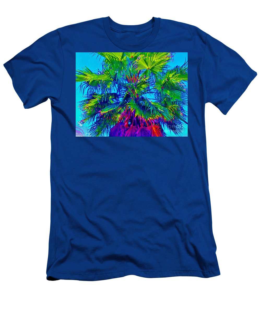 Florida Men's T-Shirt (Athletic Fit) featuring the photograph Palmetto Number 3 by Keri West