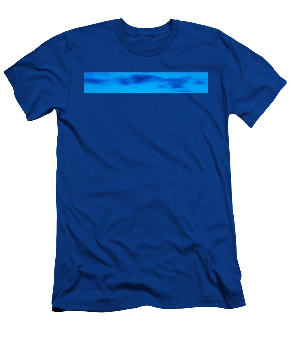 Sky Men's T-Shirt (Athletic Fit) featuring the photograph Sky 003 by Agustin Uzarraga