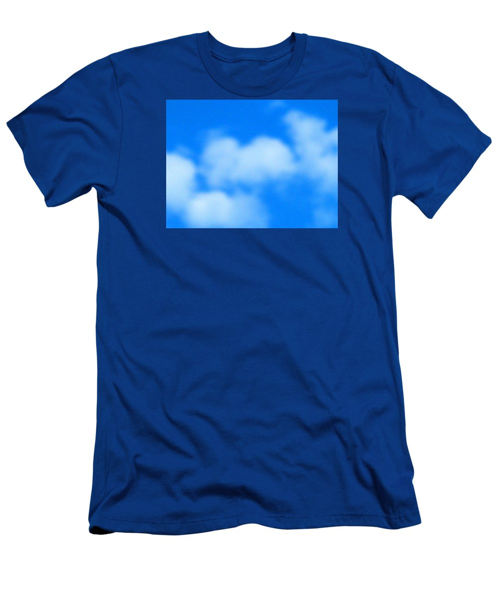 Cloud Men's T-Shirt (Athletic Fit) featuring the photograph With Love by April Patterson