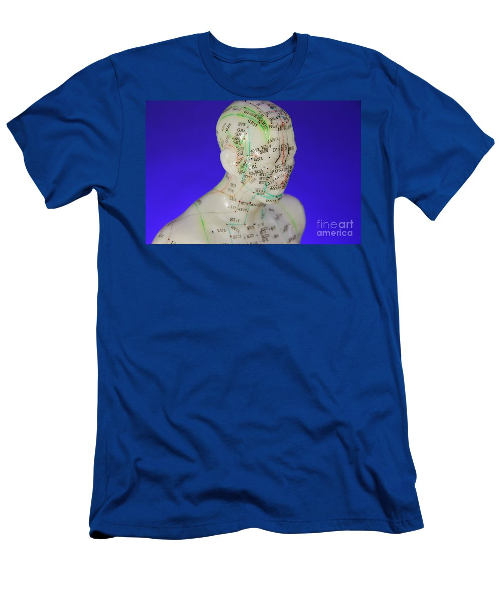Acupuncture Point T-Shirts | Fine Art America