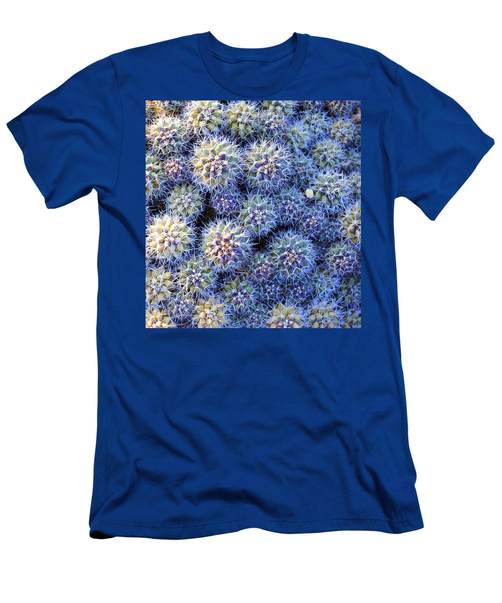 Thorns Men's T-Shirt (Athletic Fit) featuring the photograph Thorns by Sumit Mehndiratta