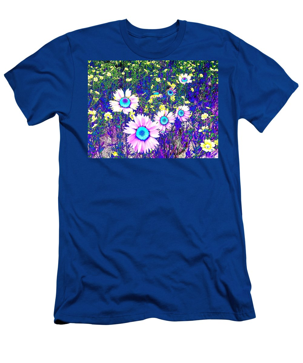 Photo Design Men's T-Shirt (Athletic Fit) featuring the digital art Colormax 2 by Will Borden