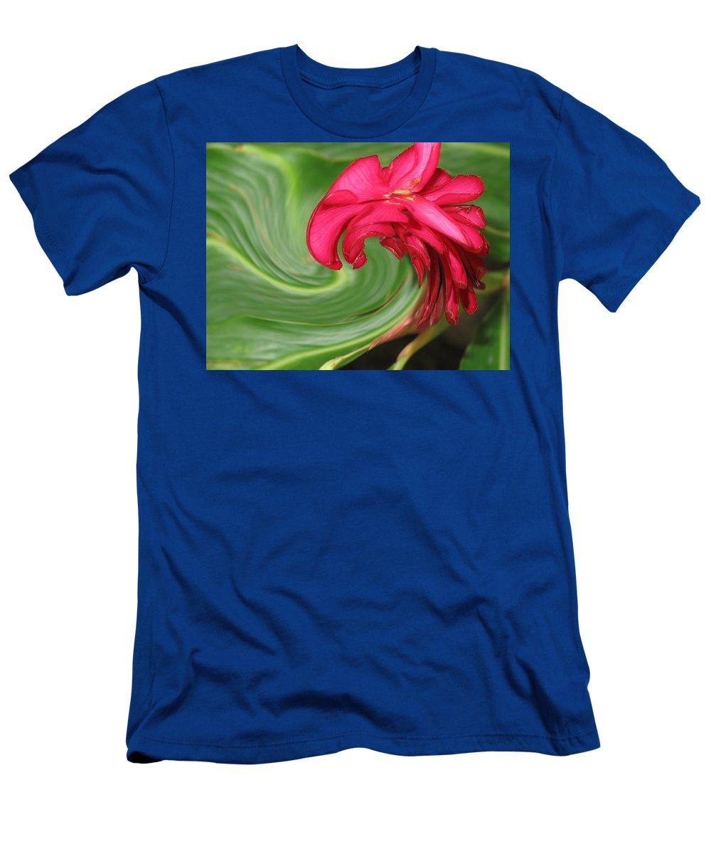 Flower T-Shirt featuring the photograph Come To Me by Ian MacDonald