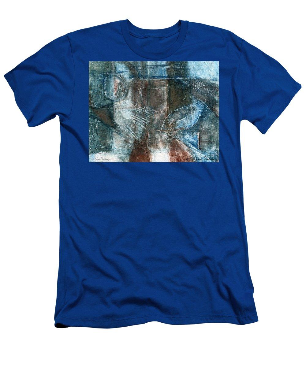 Flight T-Shirt featuring the relief Flight Passage by Kerryn Madsen- Pietsch