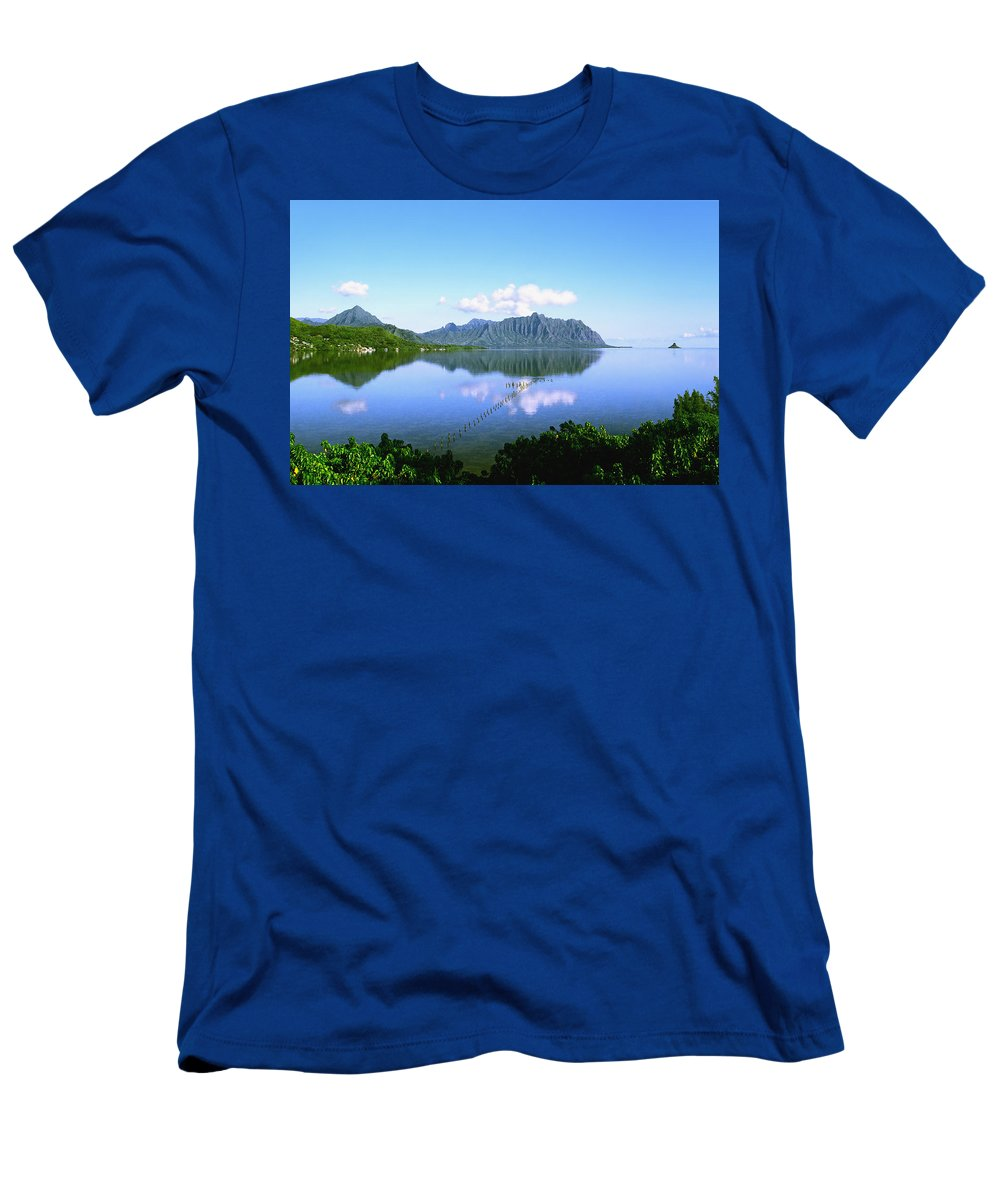 Kaneohe Bay T-Shirt featuring the photograph Kaneohe Bay by Kevin Smith