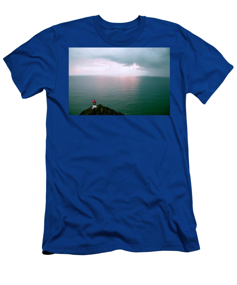 Hawaii T-Shirt featuring the photograph Makapuu Lighthouse by Kevin Smith
