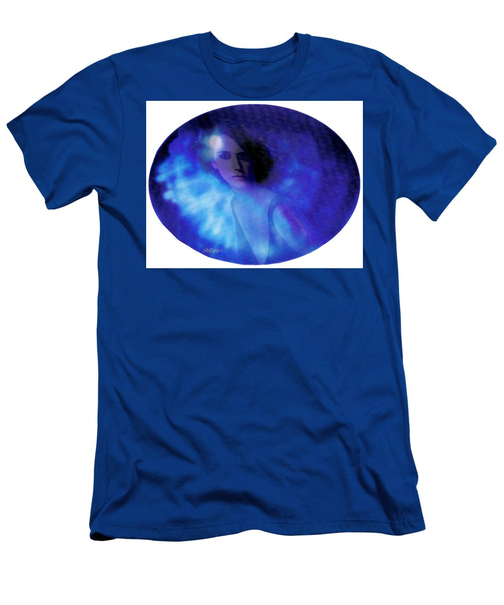 Abstract Men's T-Shirt (Athletic Fit) featuring the photograph My Eye's Delight by Seth Weaver