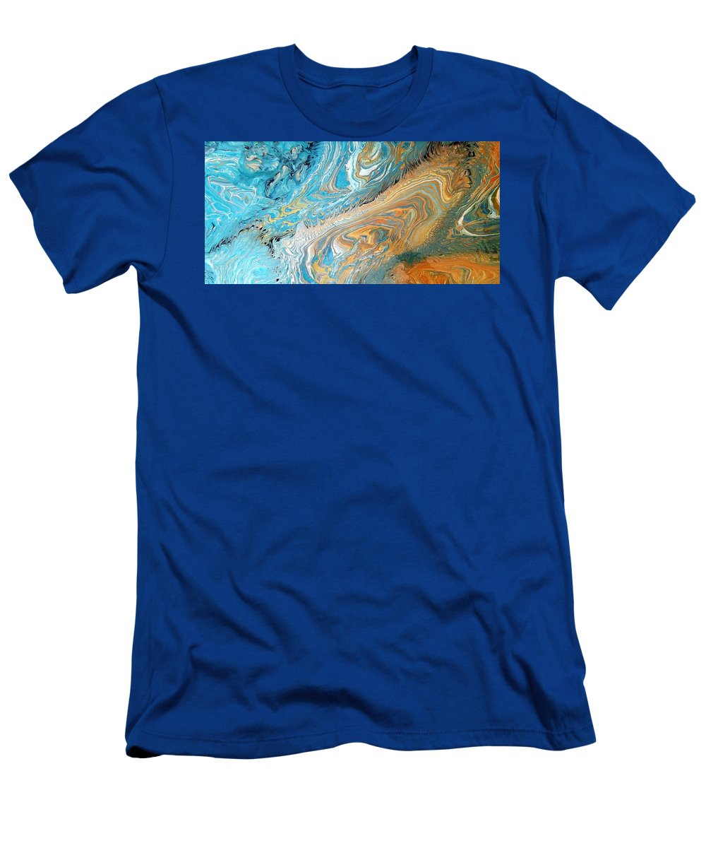 Pour T-Shirt featuring the painting #1 by Valerie Josi
