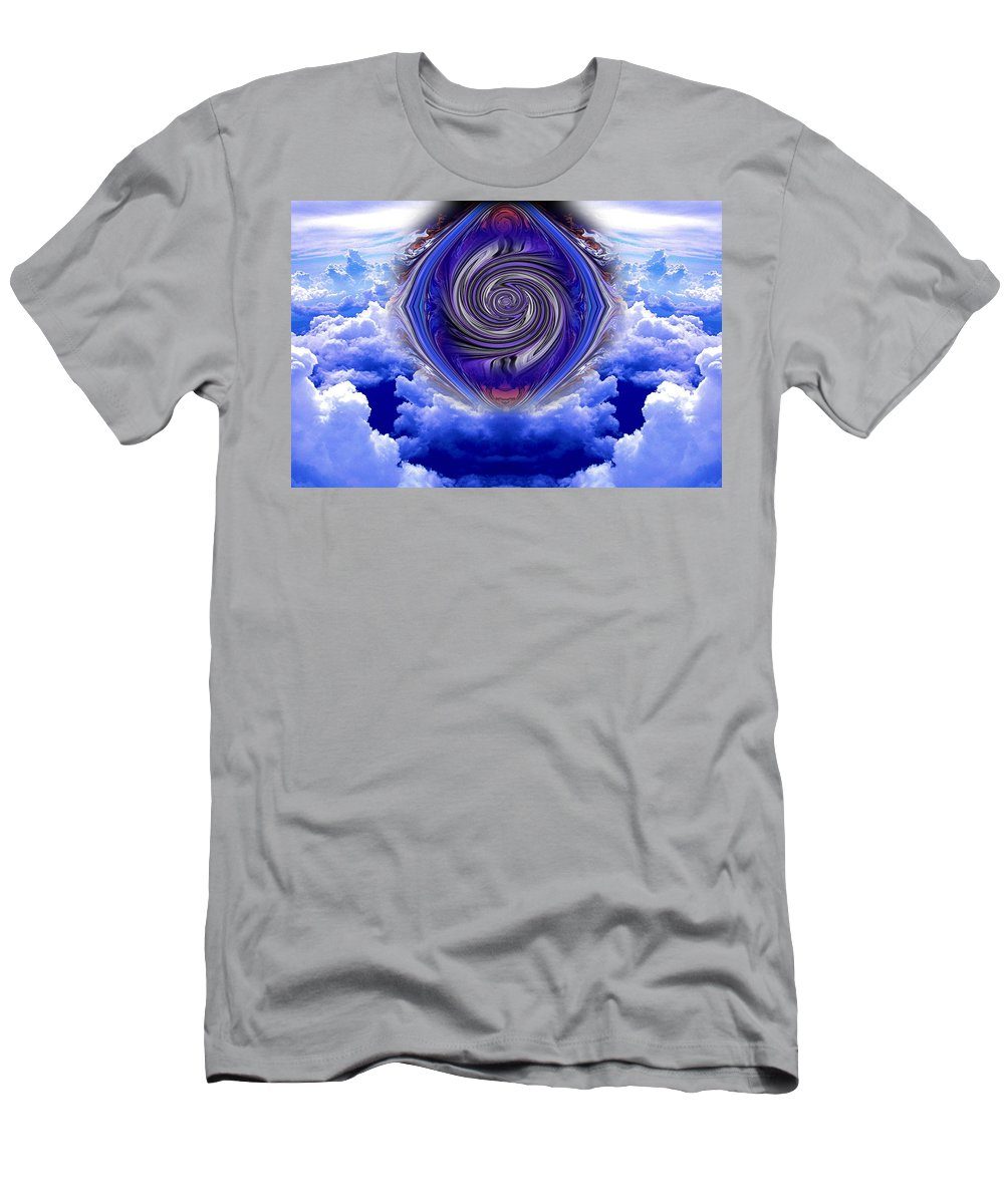 Original Men's T-Shirt (Athletic Fit) featuring the photograph Abstract 143 by J D Owen