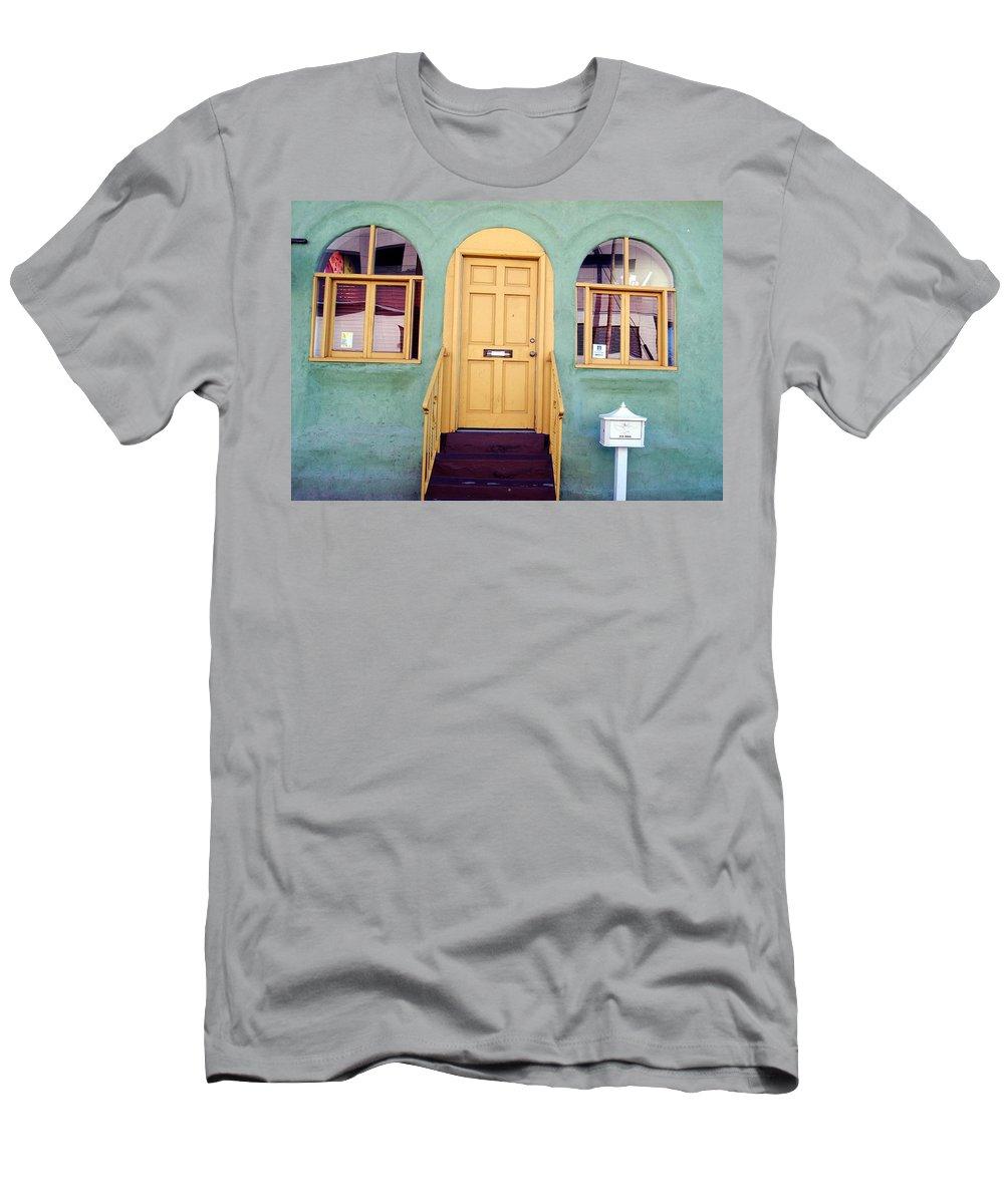 El Barrio Men's T-Shirt (Athletic Fit) featuring the photograph El Barrio by Tam Ryan