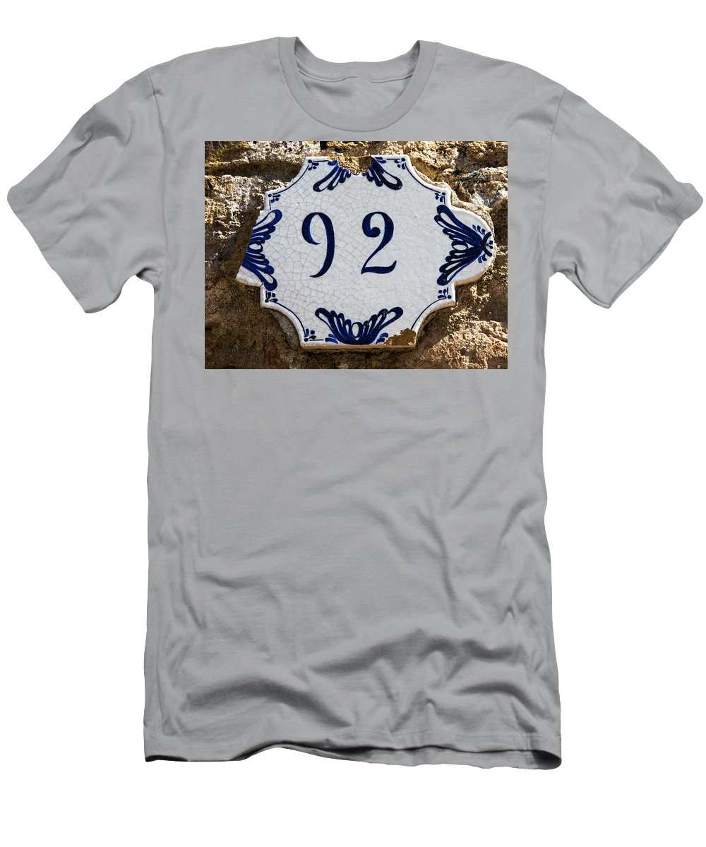 John Daly Men's T-Shirt (Athletic Fit) featuring the photograph 92 by John Daly