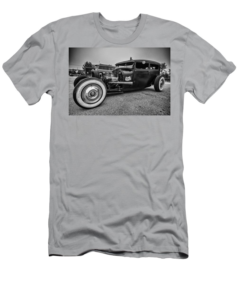 Www.cjschmit.com Men's T-Shirt (Athletic Fit) featuring the photograph Aces by CJ Schmit