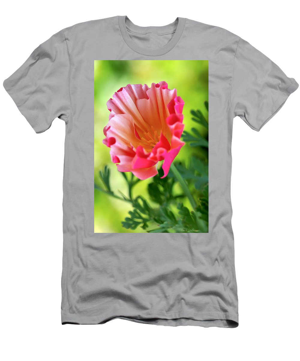 Annual Men's T-Shirt (Athletic Fit) featuring the photograph Another Glimpse by Heidi Smith
