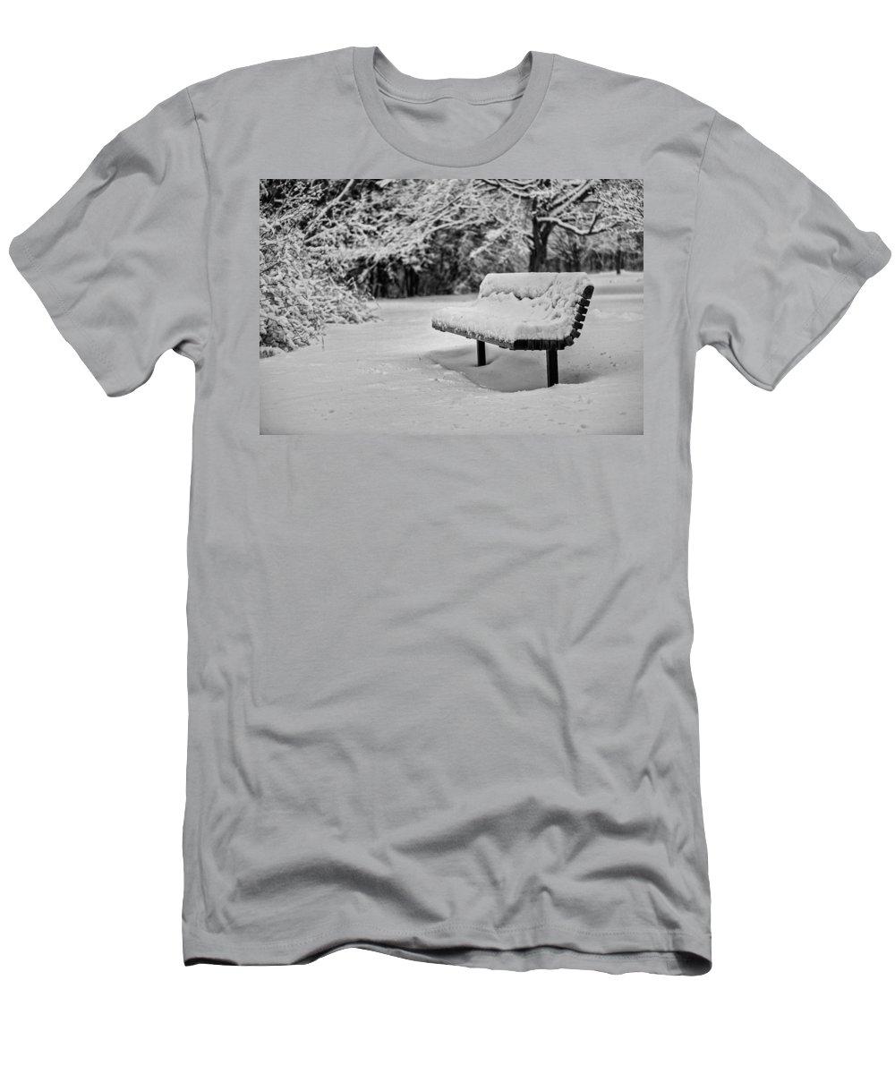 Www.cjschmit.com Men's T-Shirt (Athletic Fit) featuring the photograph Anticipate by CJ Schmit
