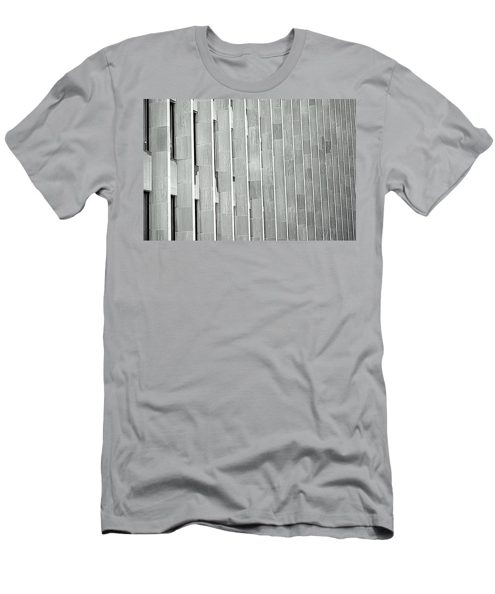 Army Men's T-Shirt (Athletic Fit) featuring the photograph Army Of Pillars by Valentino Visentini