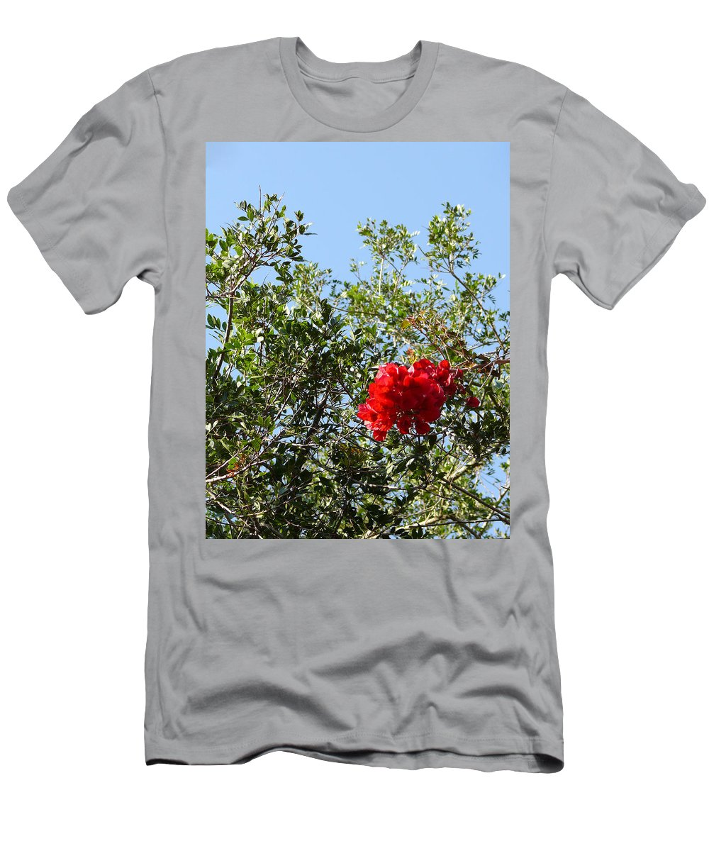 Daily Men's T-Shirt (Athletic Fit) featuring the photograph Daily Cycle 2 - Noon by Carlos Vieira