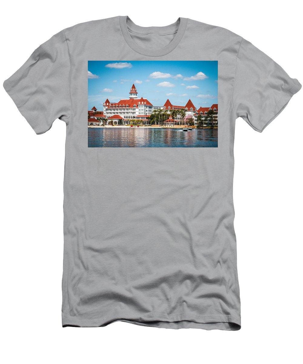 Grand Hotel Photographs T-Shirts