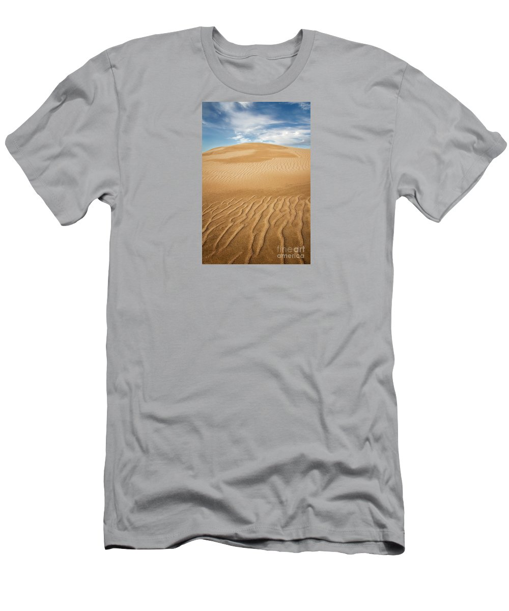 San Luis Obispo County Men's T-Shirt (Athletic Fit) featuring the photograph Eternity by Alice Cahill