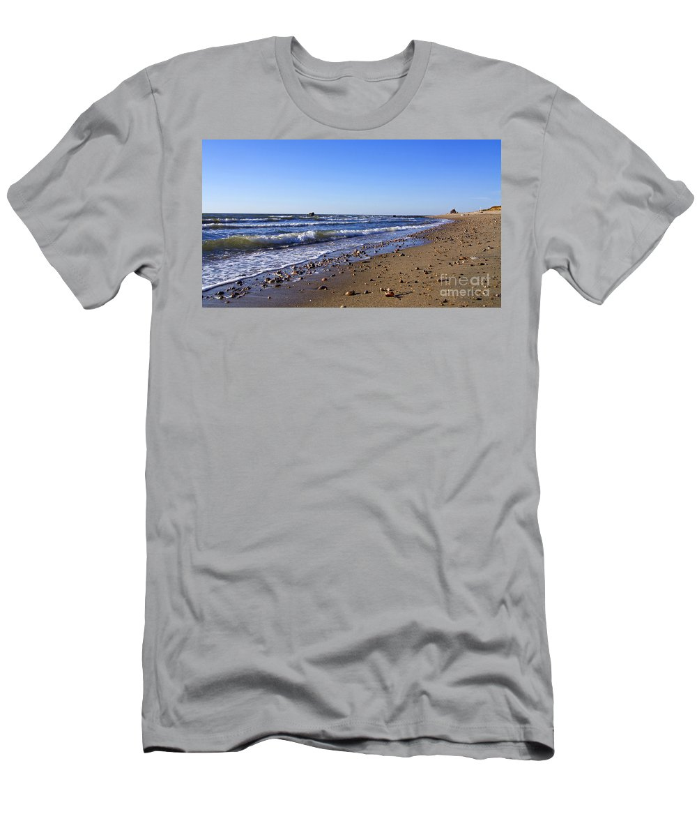 Old Men's T-Shirt (Athletic Fit) featuring the photograph Griswold Pt. by Joe Geraci