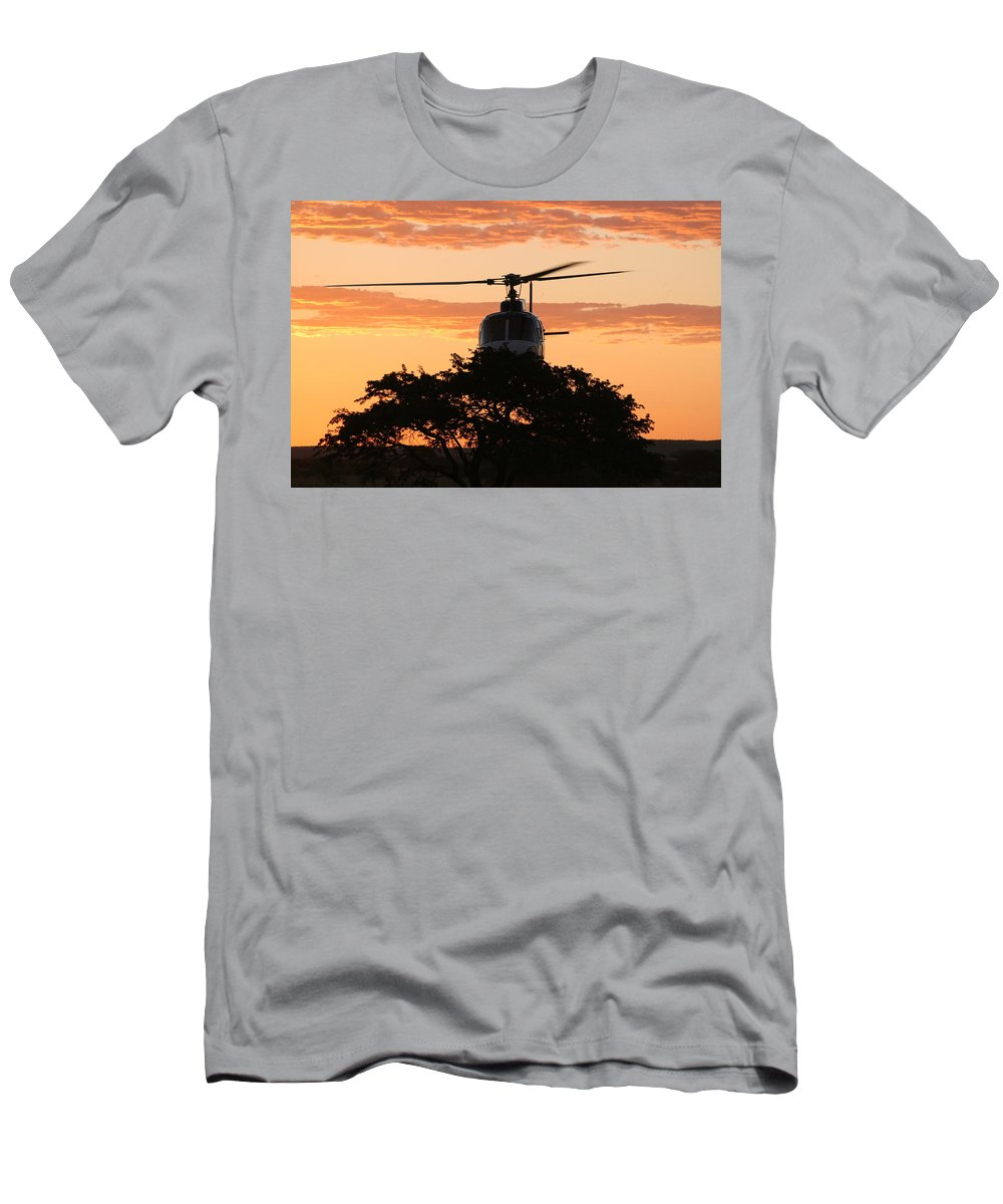 Tree Men's T-Shirt (Athletic Fit) featuring the photograph Hello Tree by Paul Job
