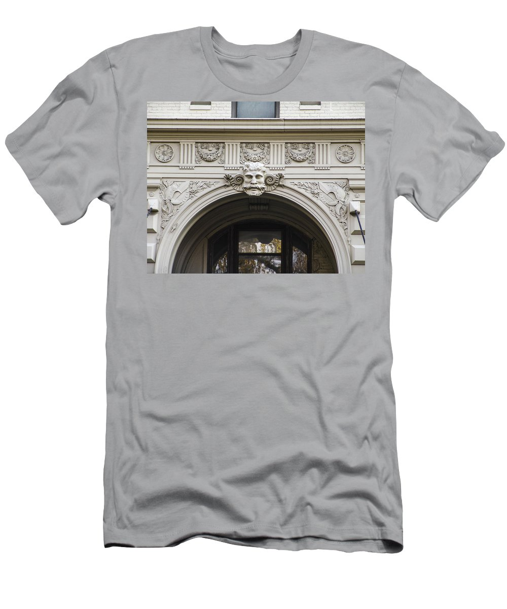 Embellishment Men's T-Shirt (Athletic Fit) featuring the photograph Here Is Looking At You by Eric Swan