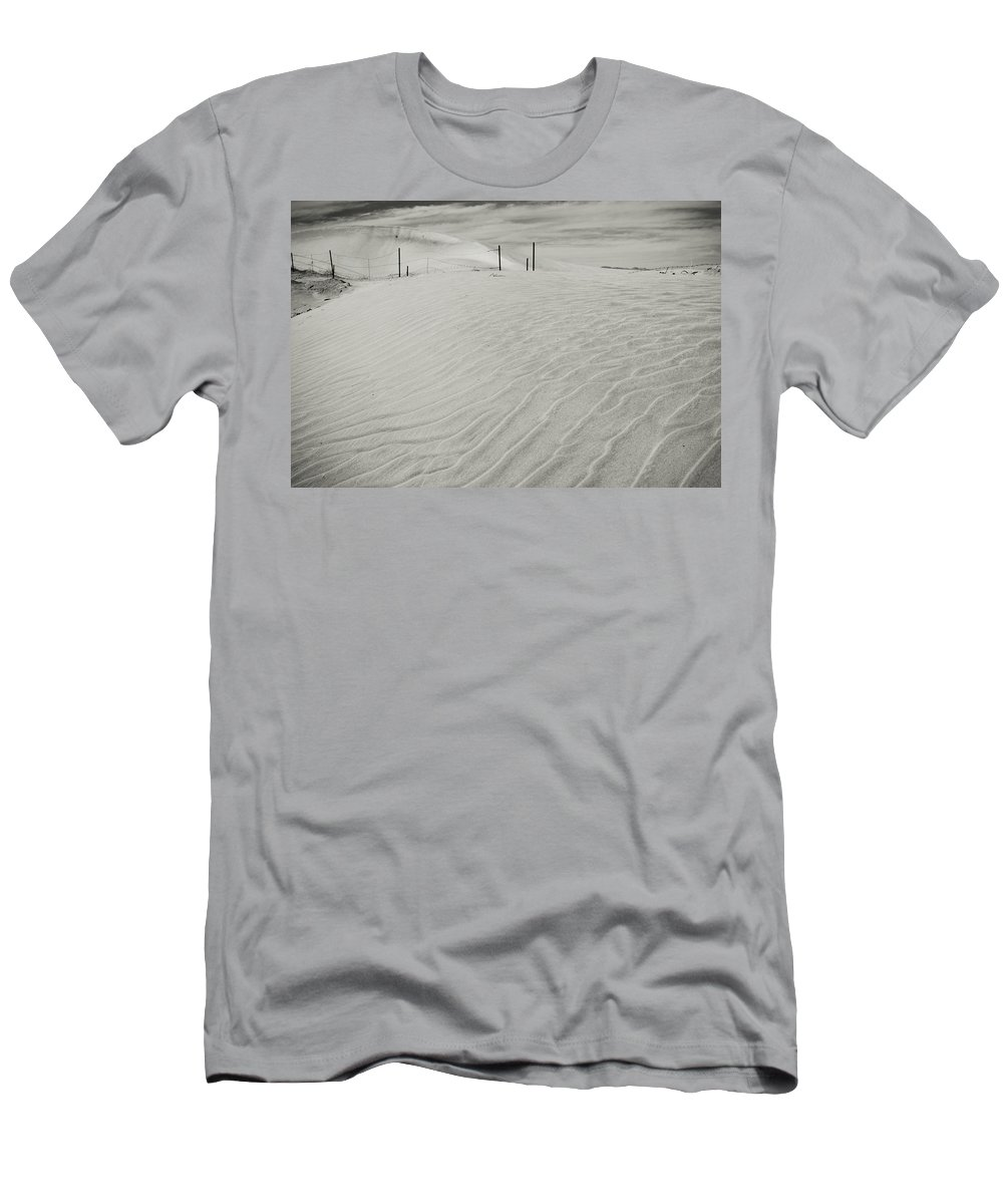 Palm Desert Men's T-Shirt (Athletic Fit) featuring the photograph Inevitable by Laurie Search