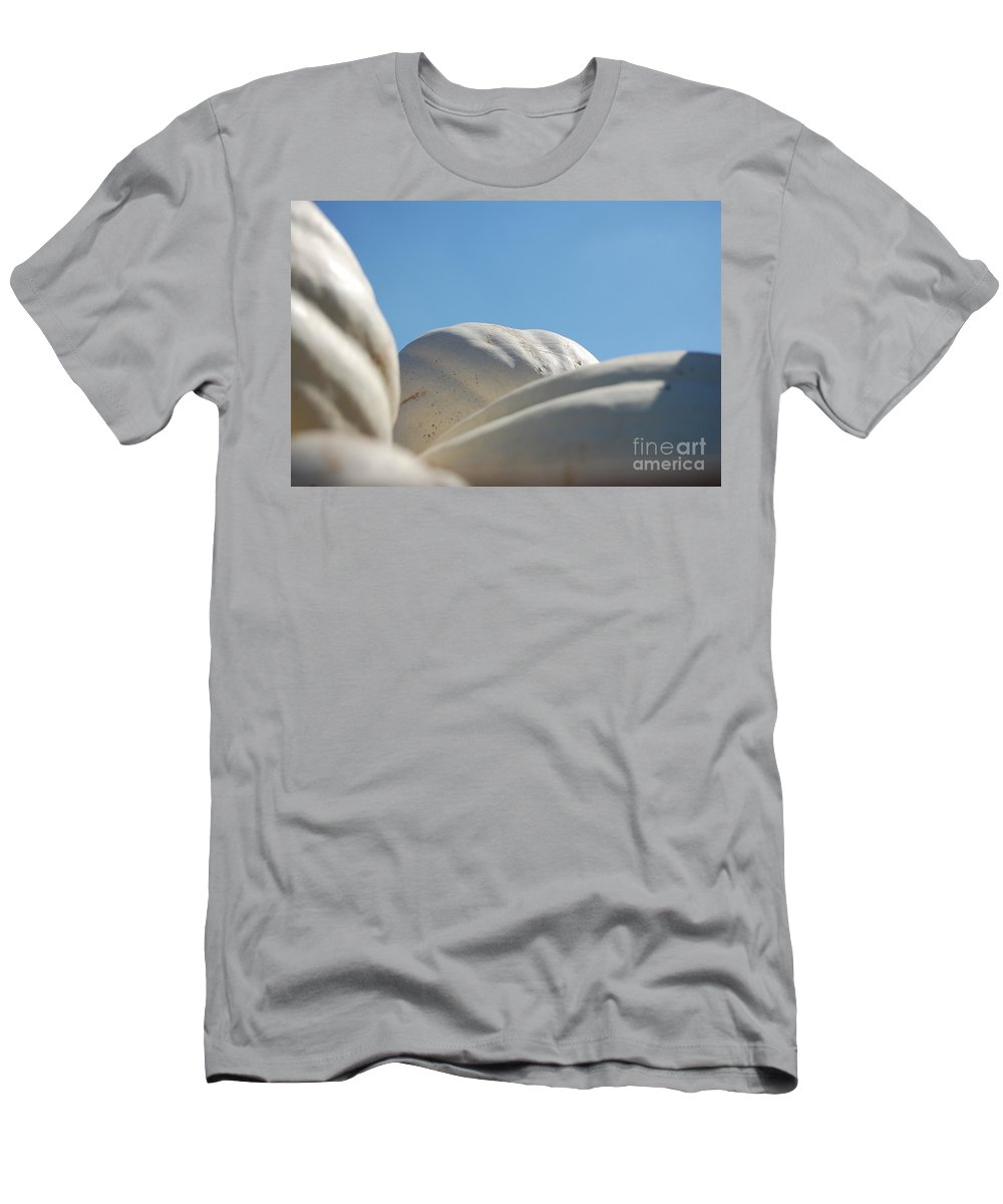 First Star Art Men's T-Shirt (Athletic Fit) featuring the photograph Jammer Gourd Skies 001 by First Star Art