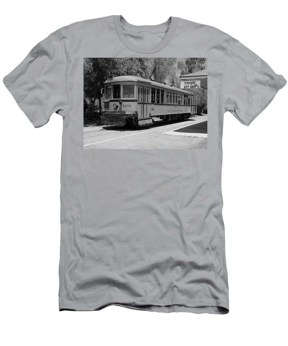 Lary 1201 Men's T-Shirt (Athletic Fit) featuring the photograph Lary 1201 2 by Richard J Cassato