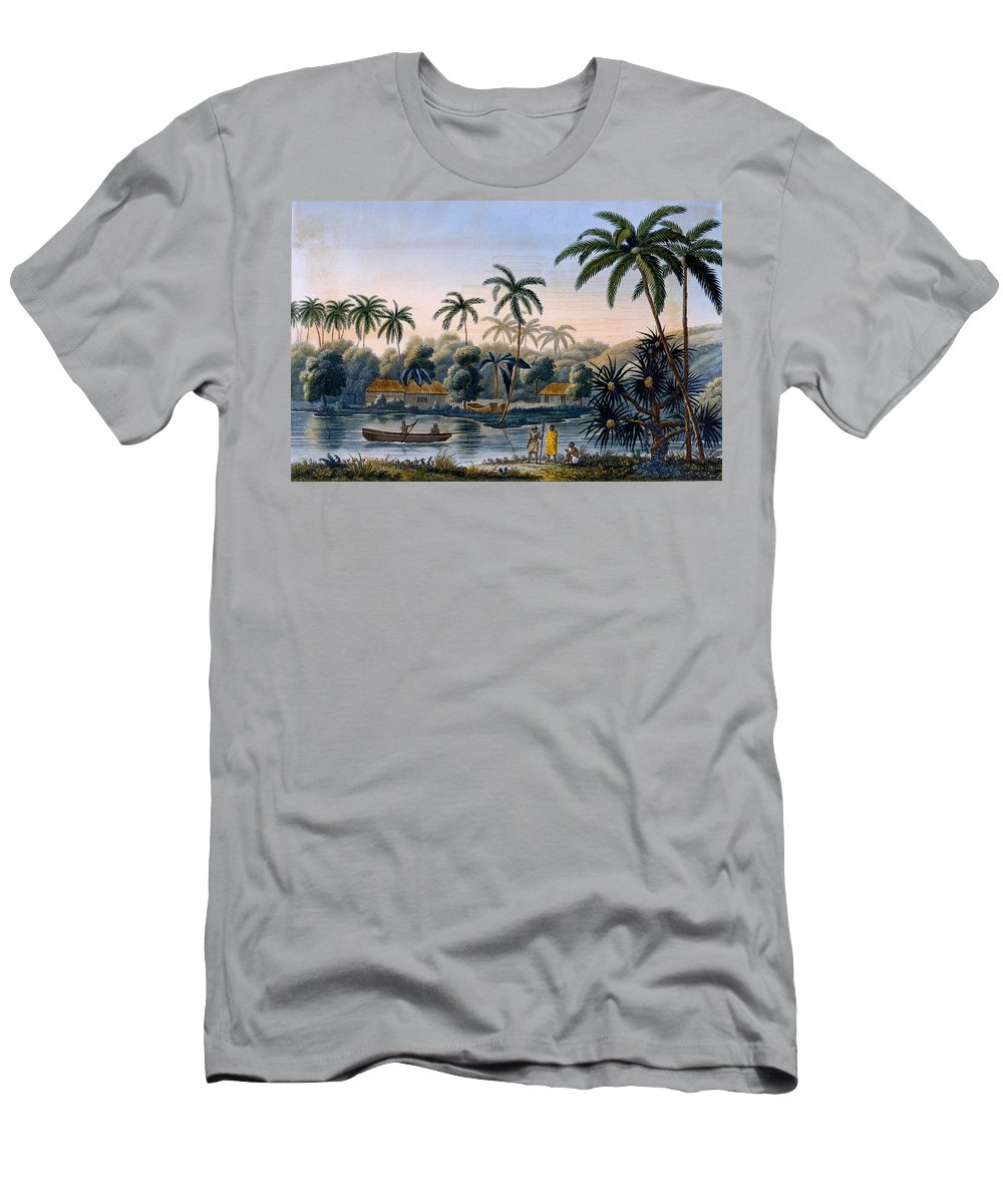 Coconut Trees Drawings T-Shirts