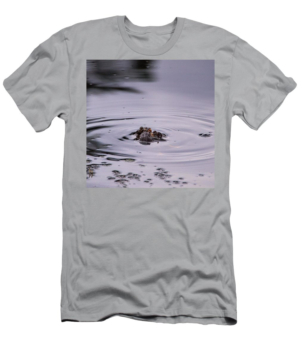 Finland Men's T-Shirt (Athletic Fit) featuring the photograph Relax My Love by Jouko Lehto