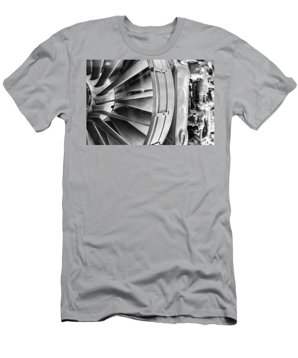 Rolls Royce Olympus Jet Engine T Shirt For Sale By Peter Handy