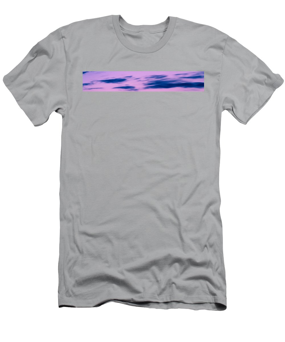 Sky Men's T-Shirt (Athletic Fit) featuring the photograph Sky 005 by Agustin Uzarraga