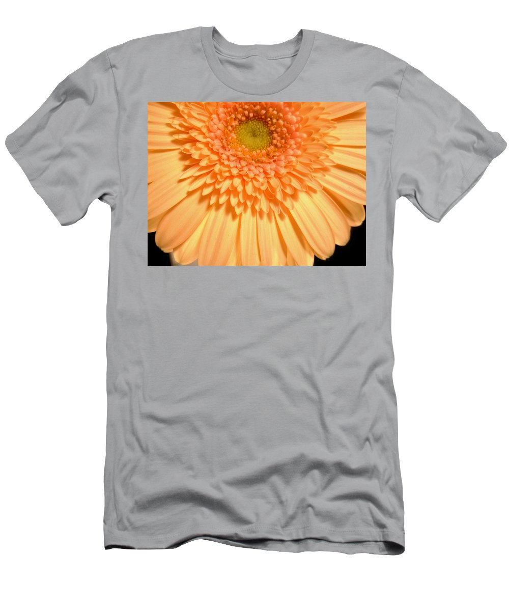 Gerbera Photographs Men's T-Shirt (Athletic Fit) featuring the photograph 0627c3 by Kimberlie Gerner