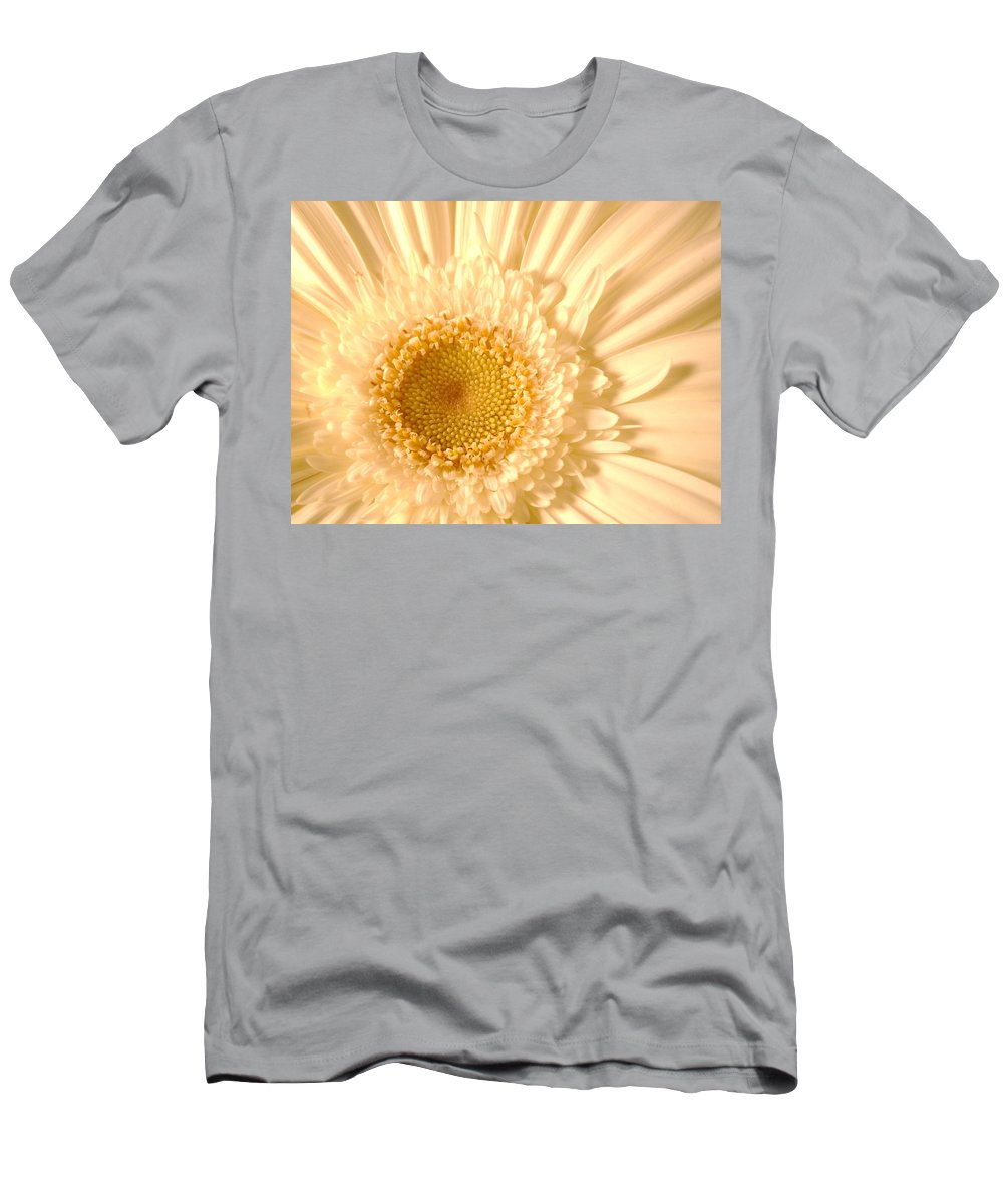Gerbera Photographs Men's T-Shirt (Athletic Fit) featuring the photograph 0715c2 by Kimberlie Gerner