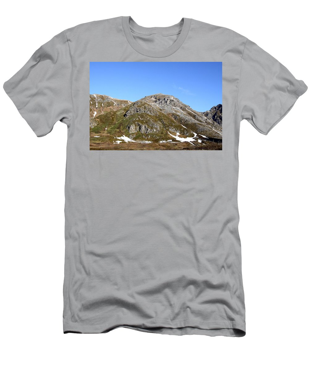 Doug Lloyd Men's T-Shirt (Athletic Fit) featuring the photograph Early Spring by Doug Lloyd