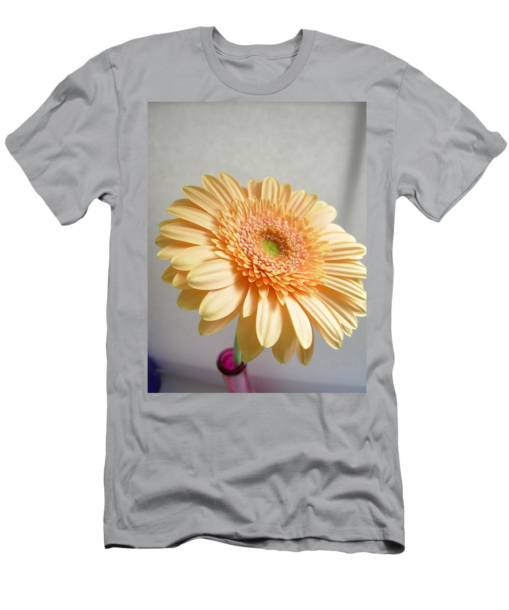 Gerbera Photographs Men's T-Shirt (Athletic Fit) featuring the photograph 1337c by Kimberlie Gerner