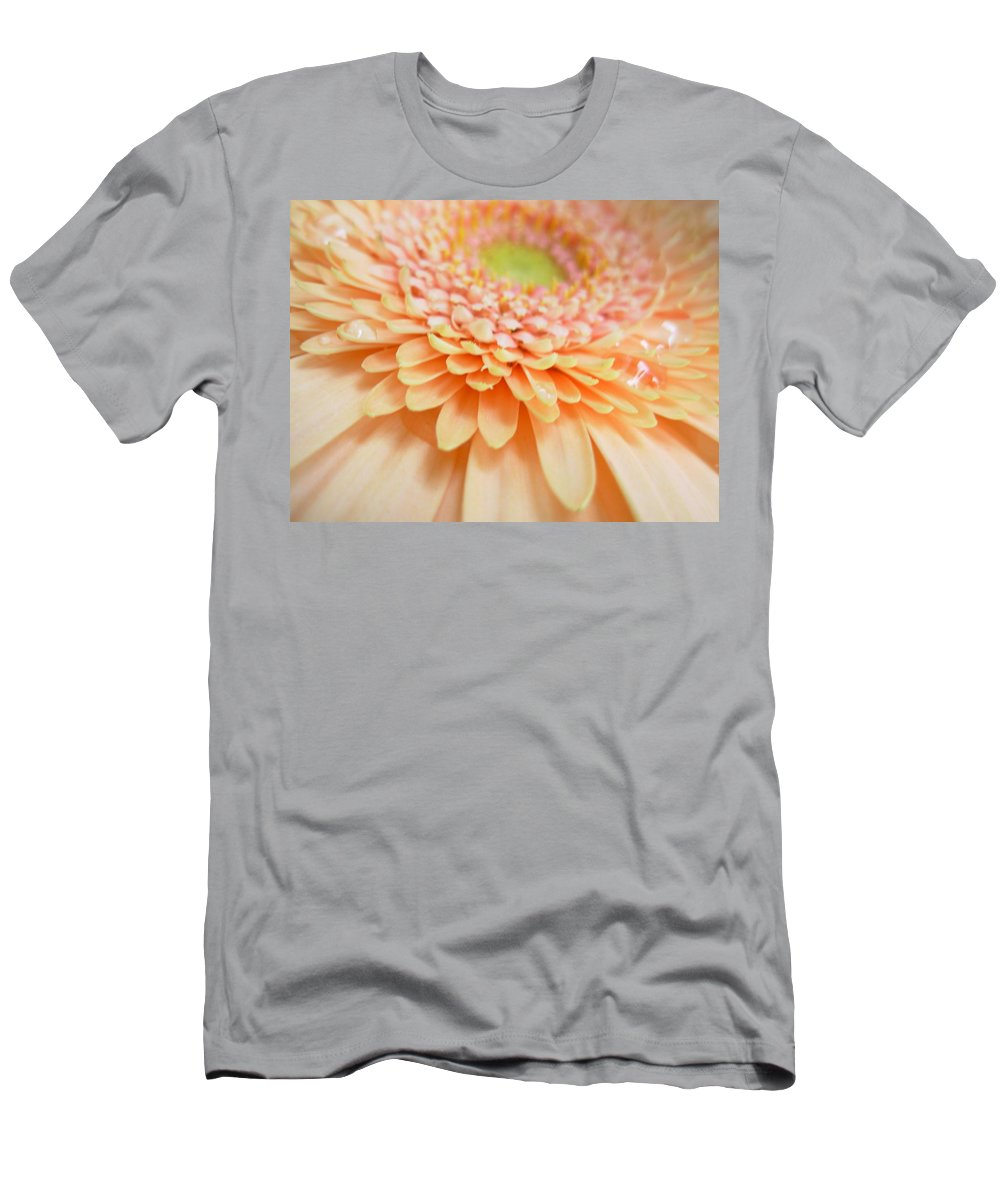 Gerbera Photographs Men's T-Shirt (Athletic Fit) featuring the photograph 1520 by Kimberlie Gerner