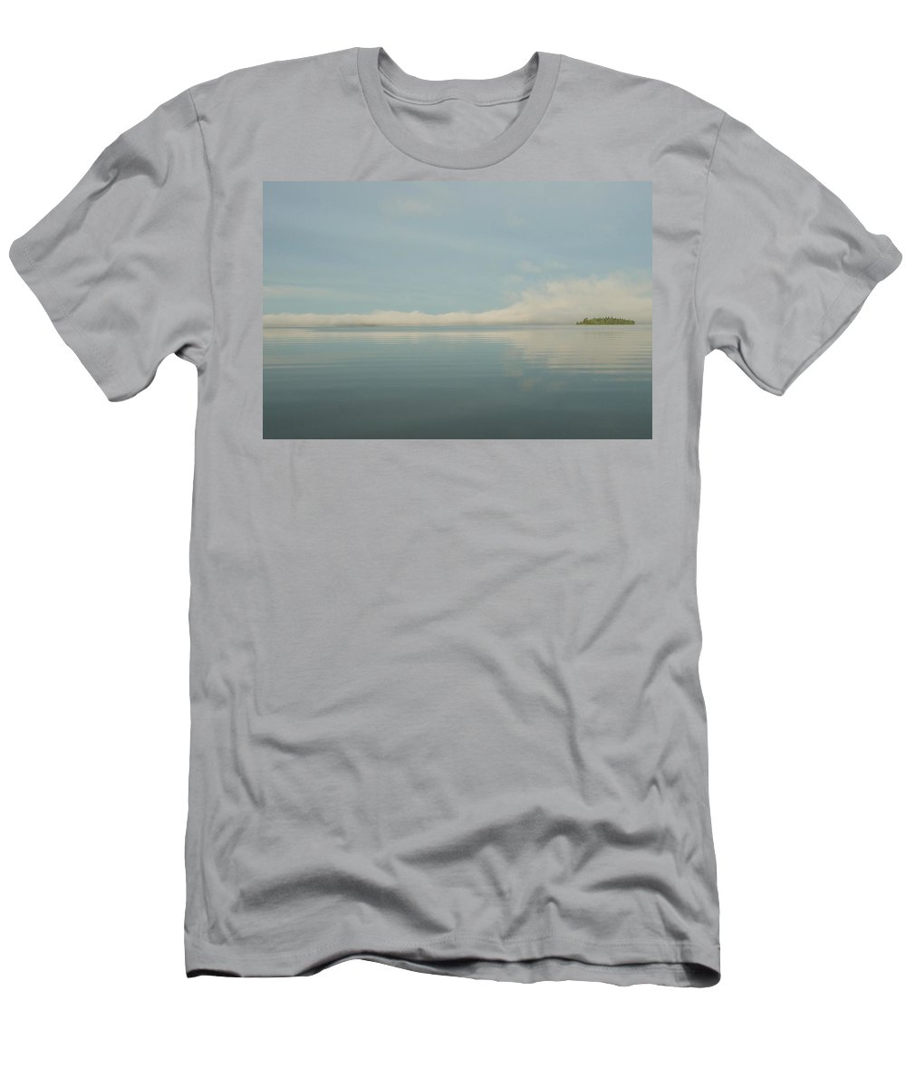 Canadian Men's T-Shirt (Athletic Fit) featuring the photograph Lake Of The Woods, Ontario, Canada by Keith Levit