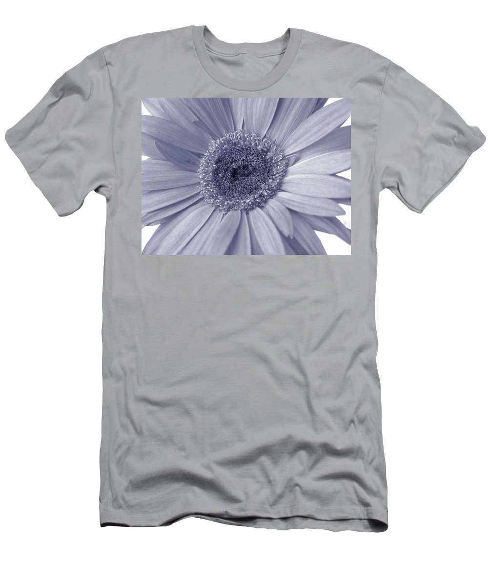 Gerbera Photographs Men's T-Shirt (Athletic Fit) featuring the photograph 5540c8 by Kimberlie Gerner