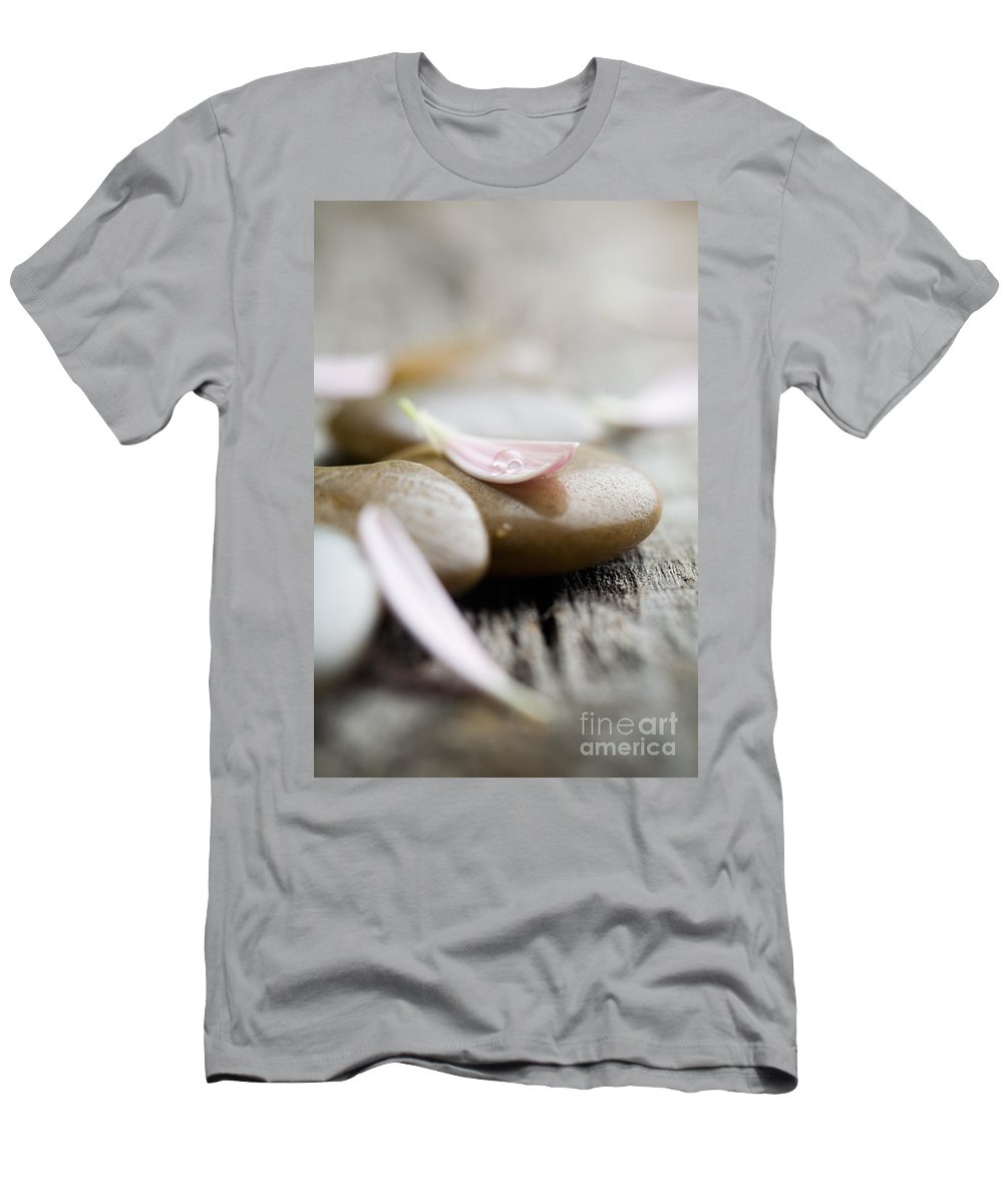Alternative Men's T-Shirt (Athletic Fit) featuring the photograph Wellness by Kati Finell