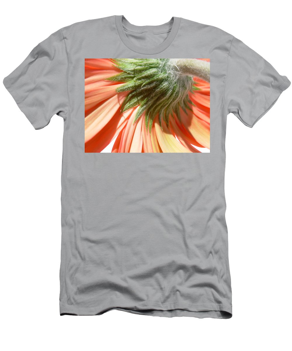 Gerbera Photographs Men's T-Shirt (Athletic Fit) featuring the photograph 6317 by Kimberlie Gerner