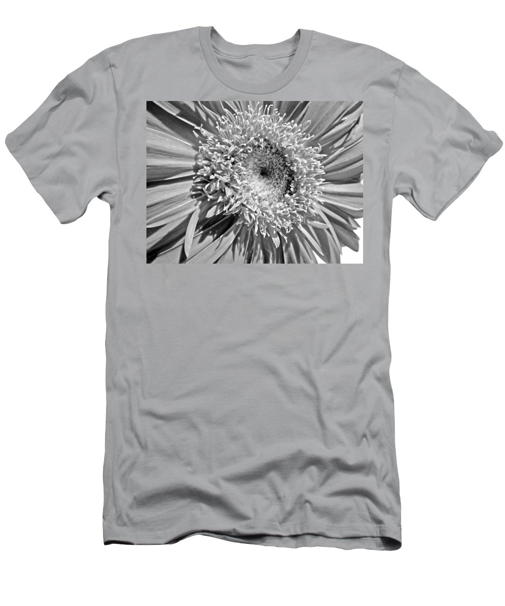 Gerbera Photographs Men's T-Shirt (Athletic Fit) featuring the photograph 63321c1 by Kimberlie Gerner