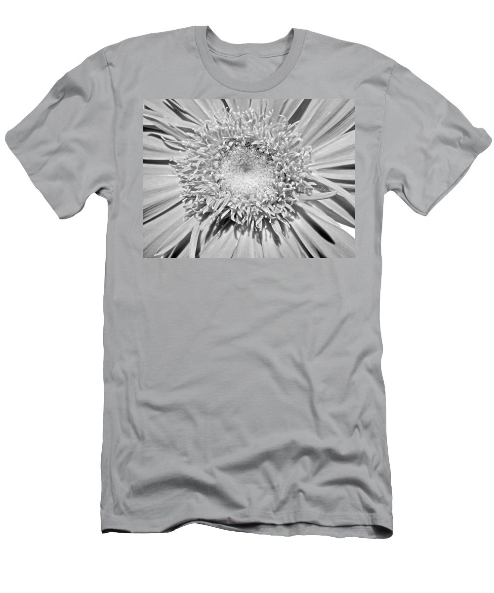 Gerbera Photographs Men's T-Shirt (Athletic Fit) featuring the photograph 63341c by Kimberlie Gerner