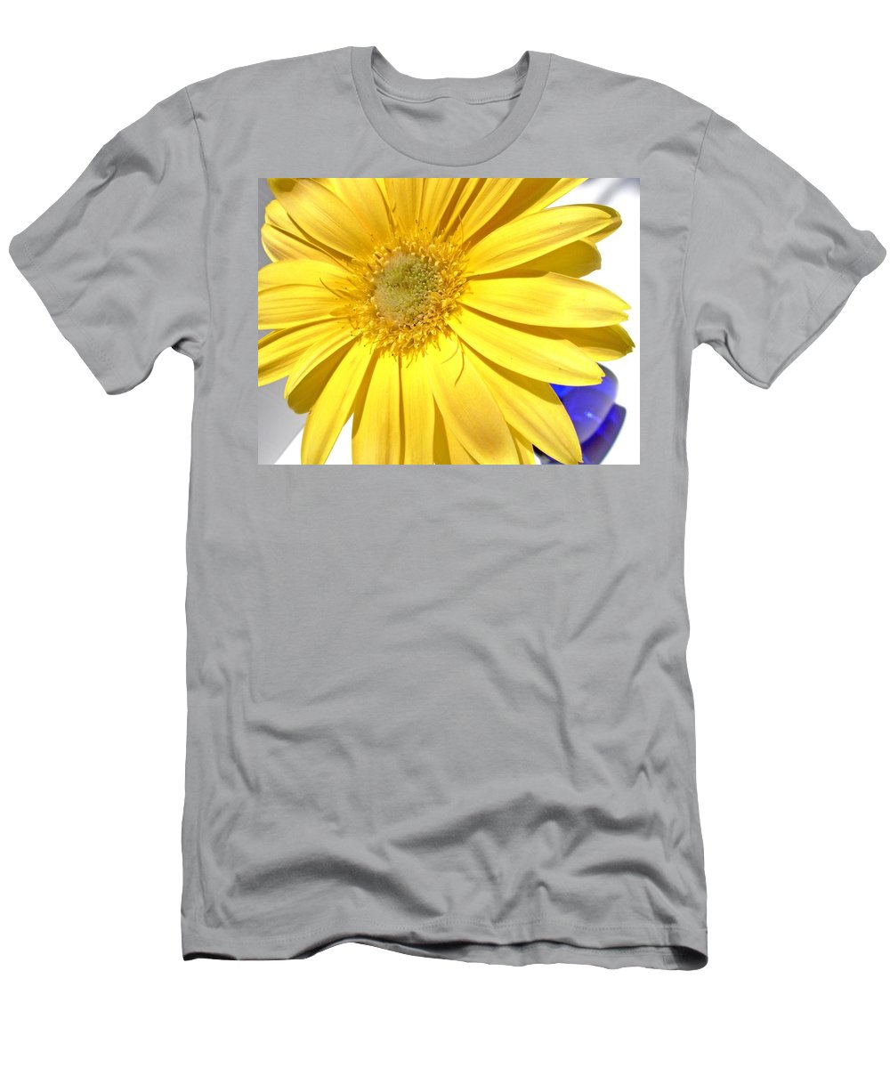 Gerbera Photographs Men's T-Shirt (Athletic Fit) featuring the photograph 6387c by Kimberlie Gerner