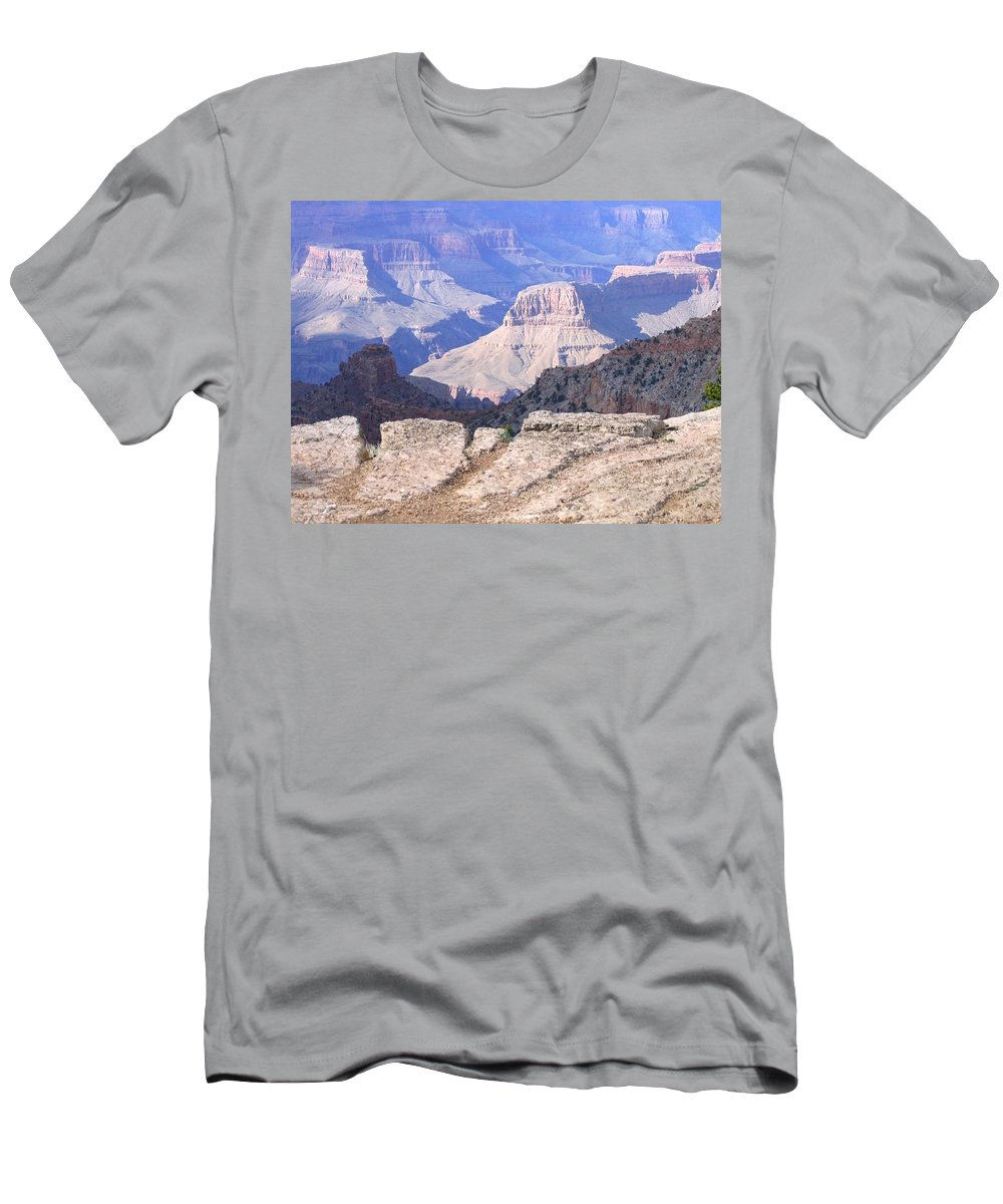 Grand Canyon Men's T-Shirt (Athletic Fit) featuring the photograph Grand Canyon 17 by Will Borden